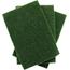 Treleoni 96A Green Medium Duty Scouring Pad TRL0160201