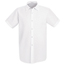 Chef Designs Men's Spun Poly Long Cook Shirt UNF5050WH-SS-M