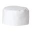 Chef Designs Unisex Skull Cap UNFHP70WH-RG-M