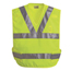 Horace Small Men's Hi-Vis Breakaway Safety Vest UNFHS3336-RG-4XL