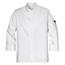 Chef Designs Men's Tunic Chef Coat UNFKT80WH-RG-L