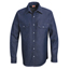 Red Kap Men's Deluxe Denim Shirt UNFSD78DN-LN-4XL