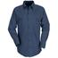 Red Kap Men's Industrial Work Shirt UNFSP14NV-RG-L