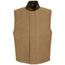 Red Kap Men's Blended Duck Insulated Vest UNFVD22BD-RG-3XL
