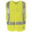 Bulwark Men's Hi-Vis Flame-Resistant Mesh Safety Vest UNFVMV8HV-RG-M