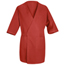 Red Kap Unisex Collarless Butcher Wrap UNFWP10RD-RG-S
