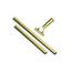 Unger Golden Clip® Window Pro Brass Squeegee Handle UNGGS00