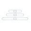 Unisan Clip-On Dust Mop Frame UNS1218