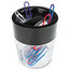Universal Universal® Round Magnetic Clip Dispenser UNV08126