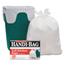 Webster Handi-Bag Drawstring Kitchen Bags WBIHAB6DK50CT